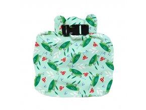 Vízhatlan pelenkatároló táska Happy Hopper WNB HAPP