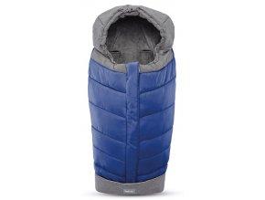Inglesina Winter Muff Royal Blue téli lábzsák sportbabakocsiba