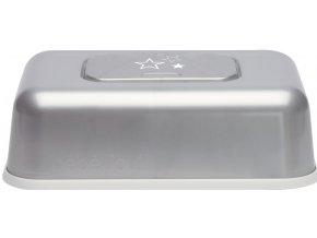 Ezüst Törlőkendő doboz Bébé-Jou Silver Stars