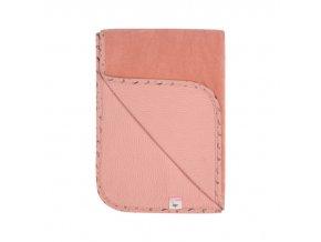 rózsaszín nyári baba pokróc 75 x 100 cm
