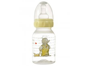 Bébé-Jou cumisüveg Humphrey sárga 125 ml