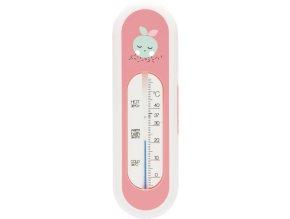 Rózsaszín Fürdő hőmérő Bébé-Jou Blush Baby