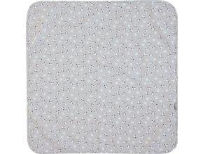 Multifuncionális Muszlin pelenka 110 × 110 cm Lou-Lou