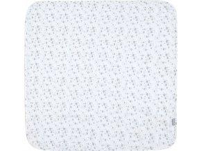 Multifunkcionális Muszlin pelenka 110 × 110 cm Ollie