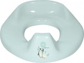 Menta színű WC ülőke Bébé-Jou Lou-Lou