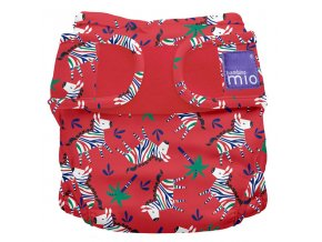 Bambino Mio Miosoft pelenkakűlső Zebra Dazzle 9-15 kg
