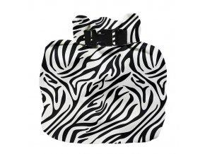 Vízhatlan pelenkatároló táska Savanna Stripes