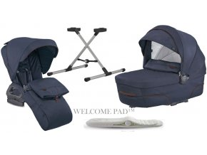 Inglesina Quad System Duo Oxford Blue