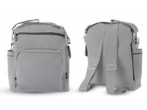 Inglesina Aptica XT Adventure Bag Horizon Grey pelenkázó hátizsák