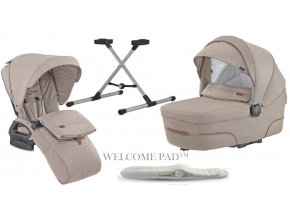 Inglesina Quad System Duo Rodeo Sand