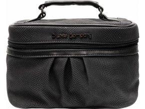 Fekete Kozmetikai táska Beautycase Emily Black