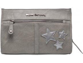Szürke Gyerek kozmetikai táska Bo Perfo Grey