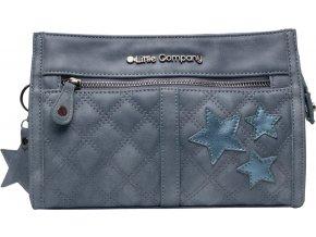 Kék Gyerek kozmetikai táska Bo quilted Blue