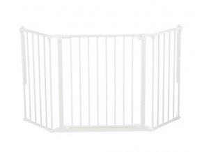 Babydan Supreme Olaf térkorlát 90 - 140 cm fehér