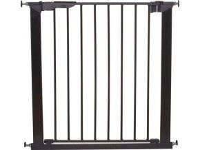 Babydan Asta biztonsági ajtórács 73 - 80 cm fekete