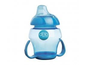 Dbb Baby itatópohár kék, 250 ml