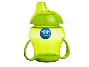 Dbb Baby itatópohár zöld, 250 ml