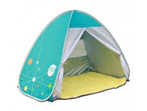 Dbb Utazó játszószőnyeg tetővel és UV védelemmel