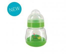 Dbb Tritánból készült cumisüveg széles torokkal 150 ml, Nature