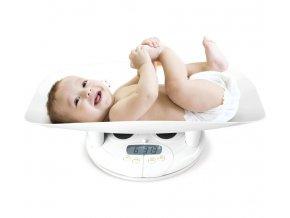 Dbb Digitális babamérleg centivel