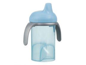 Difrax gyerek pohár kemény ivócsővel blue