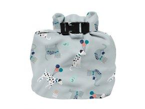 Vízhatlan pelenkatároló táska Pet Party
