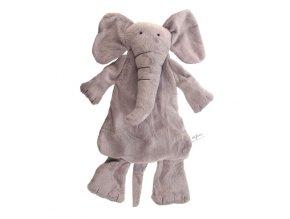 Difrax plüss játék, Elliot elefánt