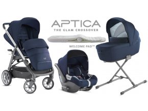 Inglesina Aptica  4in1 2020 Portland Blue