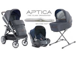 Inglesina Aptica  4in1 2020 Tailor Denim