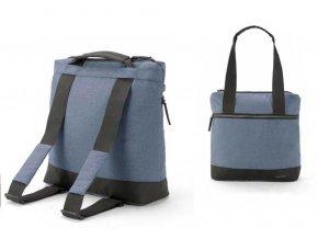 Inglesina Aptica Back bag Alaska Blue