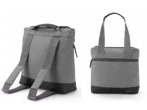 Inglesina Aptica Back bag Kensington Grey