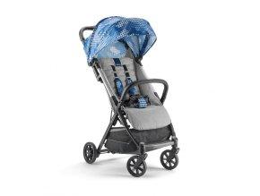 Inglesina Quid2 2021 Sparkling Blue kék sportbabakocsi