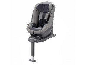 Inglesina Darwin Toddler i-Size bázissal Kensington Grey