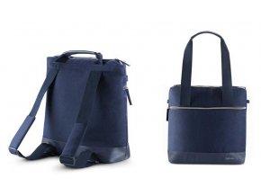 Inglesina Aptica Back bag táska/hátizsák - Portland Blue