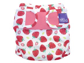 Bambino Mio Miosoft pelenkakűlső Strawberry Cream 3-9kg
