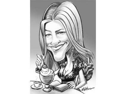 viktorio karikaturomat kava