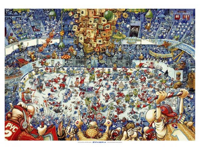 Viktorio Hladaj Bufiho Hokej 1160