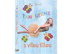 DVD Tancujeme s vílou Ellou  DVD Tancujeme s vílou Ellou