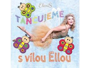 CD Tancujeme s vílou Ellou  CD Tancujeme s vílou Ellou