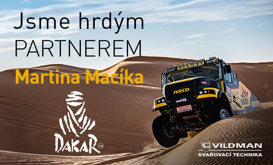 Macik Dakar 2