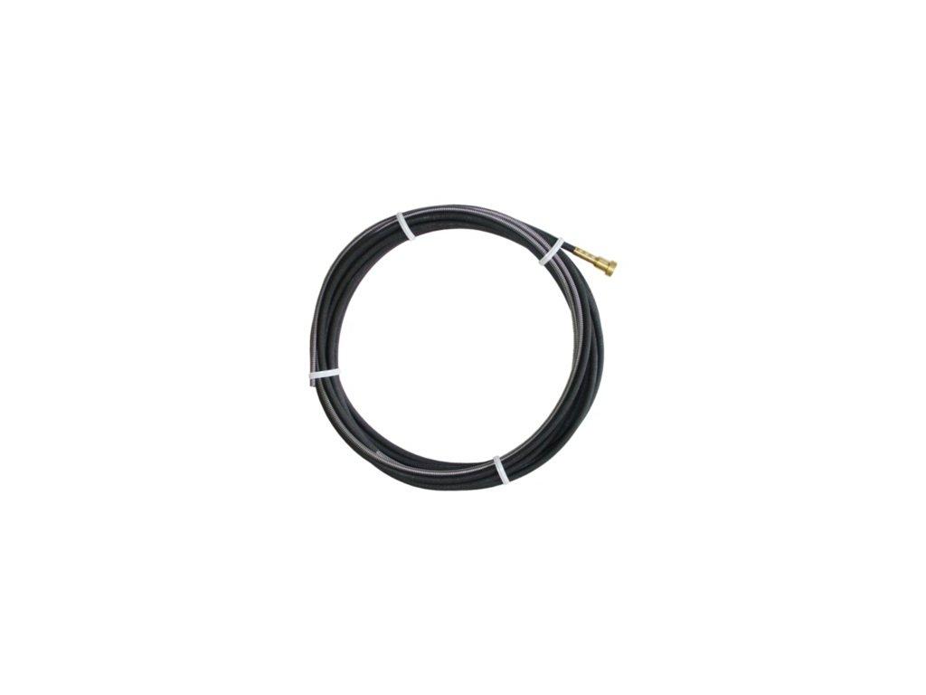 Bowden uhlíko/teflon - 2,0 x 4,0 - 5 m  Bowden
