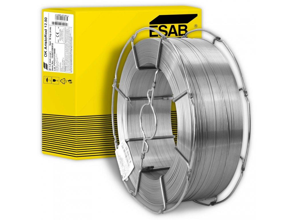 OK AUTROD 5087 pr.1,2 mm (7 kg)  Hliníkové dráty pro MAG
