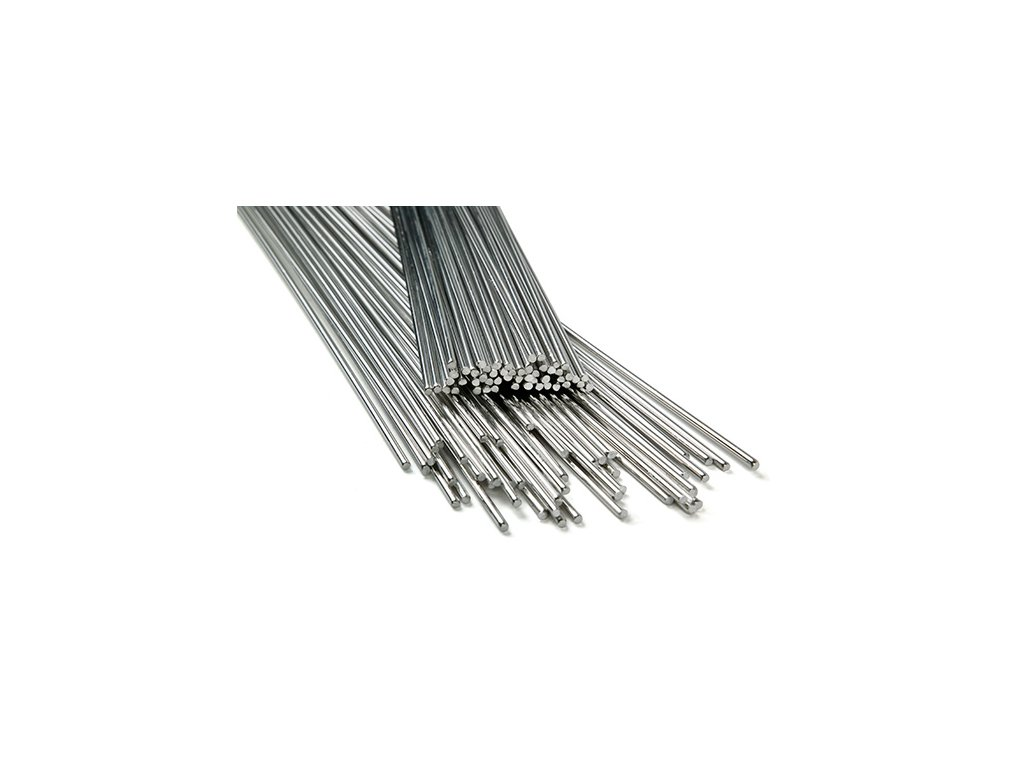 OK TIGROD 308L pr.2,0 mm  Nerezové svařovací dráty pro TIG