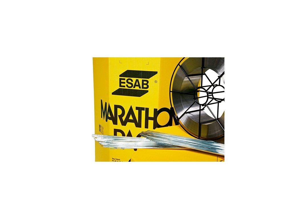 OK autrodur 56 G M pr.1,2 mm  Návarový drát MAG