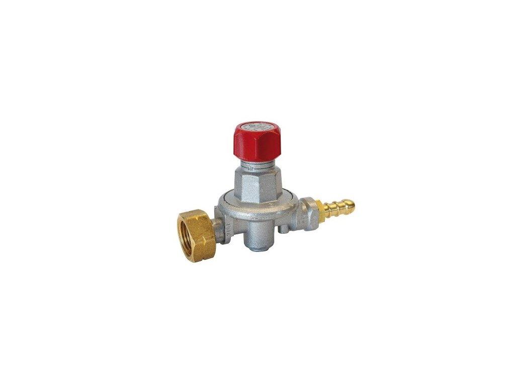 Regulátor tlaku PB od 0,5 do 4 bar  Regulátor tlak PB