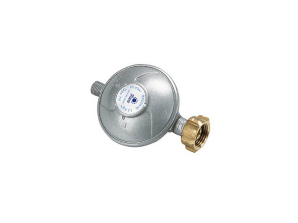 """Regulátor tlaku PB - závit G1/4""""L - 50 mbar  Regulátor tlak PB"""