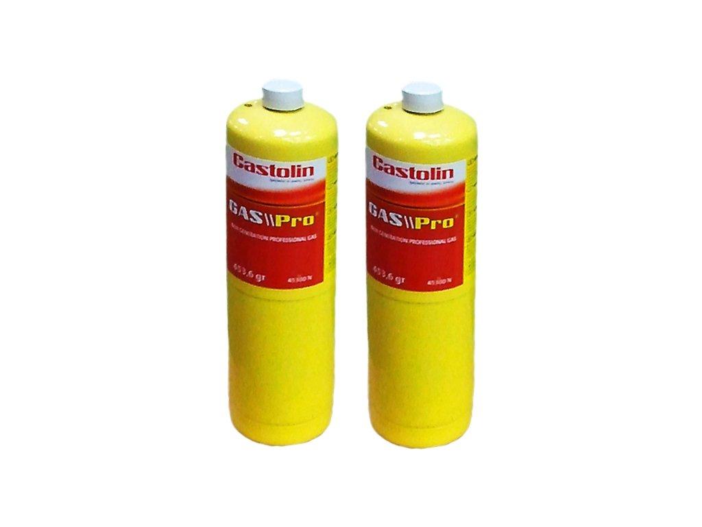 Kartuše plynová CASTOLIN 450 g  Náplň plyn