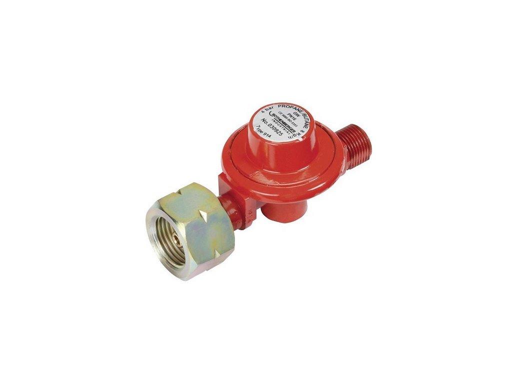 Regulátor tlaku PB - závit G 3/8 LH - 1,5 bar  Regulátor tlak PB