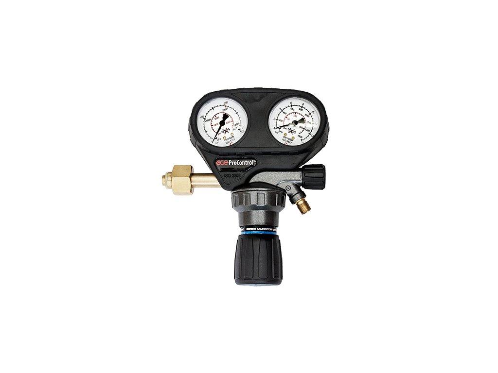 Redukční ventil GCE ProControl - KYSLÍK  Redukční ventil kyslík