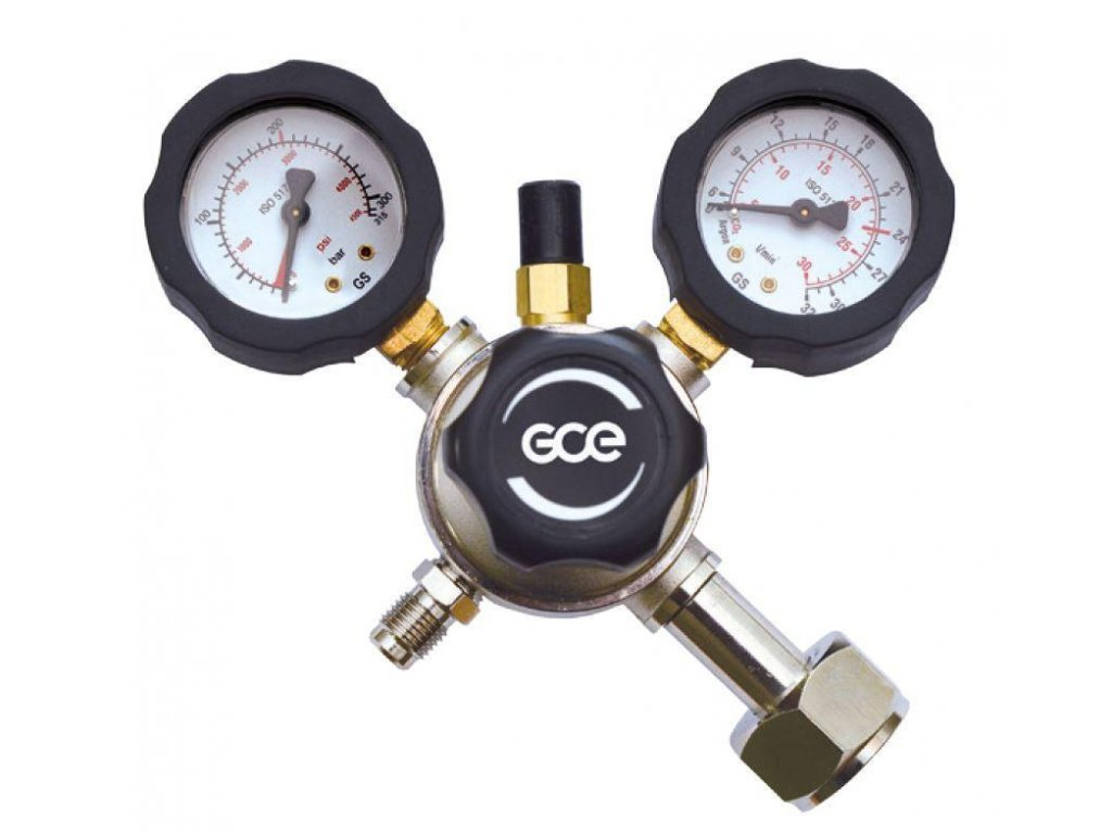 Redukční ventil FIXICONTROL - CO2  Redukční ventil CO2
